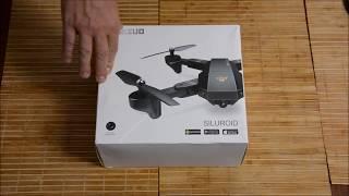 Zakupy z Chin - GearBest - dron Tianqu Visuo XS809W #251