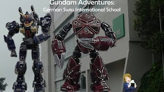 Gundam Adventures; German Swiss International Scho