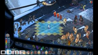Dome: The Banner Saga (chapter 1) gameplay part 5