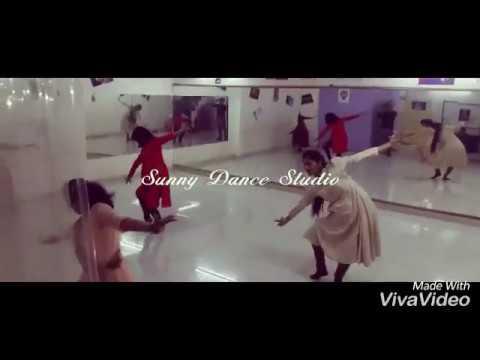 More Piya Devdas Song choreography Sunny & my Studeant Divya