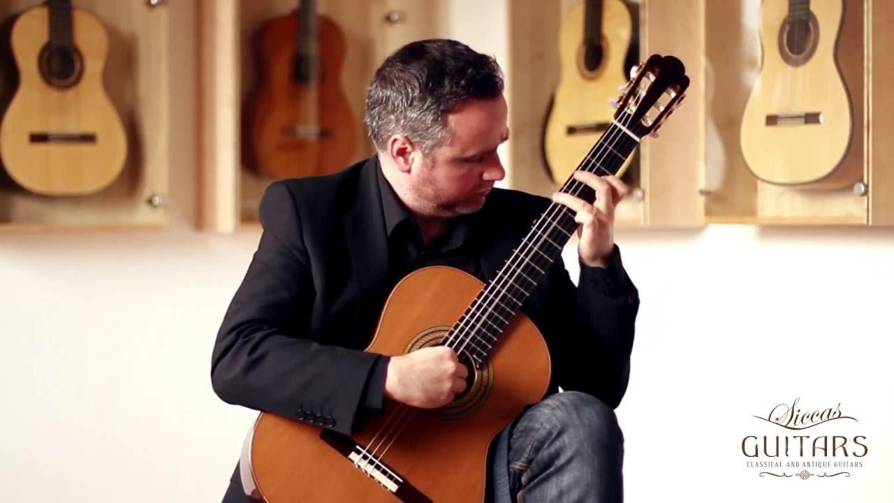 Matthew McAllister plays Farewell to Stromness by Peter Maxwell Davies on a 2012 Stefan Nitschke