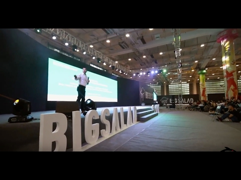 Why is China the next Startup HUB? BigSalad Shenzhen 2016 Highlight