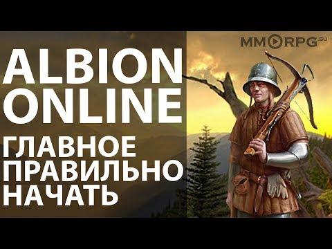 Albion Online. Главное правильно начать