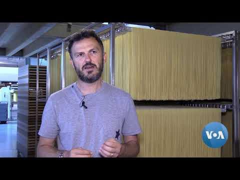 Italian Pasta Company Works To Improve Global Staple