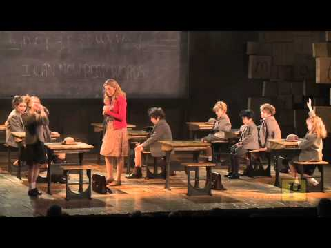 "Highlights From ""Matilda — The Musical"" in London"