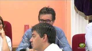Pleno Extraordinario Mayo 2015 Medina del Campo