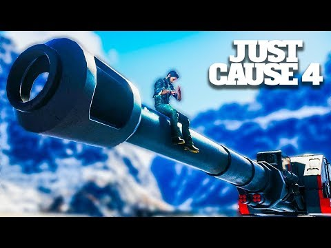 JUST CAUSE 4 FUNNY MOMENTS #1