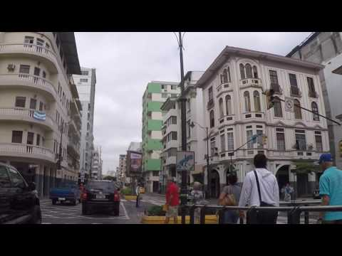 Equateur Guyaquil Centre ville, Gopro / Ecuador Guayaquil City center, Gopro