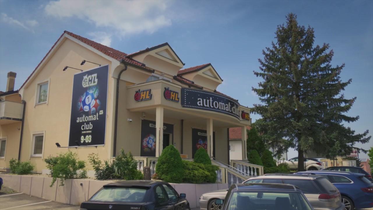 Automat Klub Hrvatske Lutrije Zlatar Bistrica Tv Spot 20 Sekundi