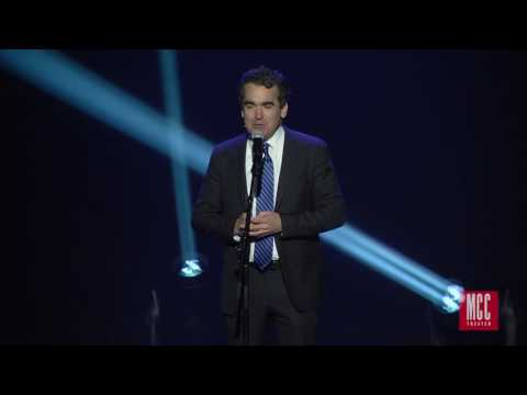 "Brian D'Arcy James performs ""Unusual Way"" from NINE"