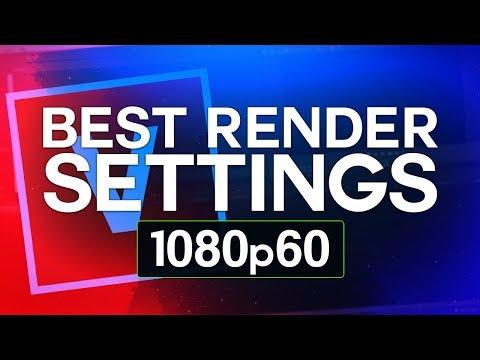Best rendering option sony vega 16