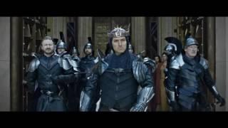 Смотреть обязательно! Трейлер меч короля Артура под Арию