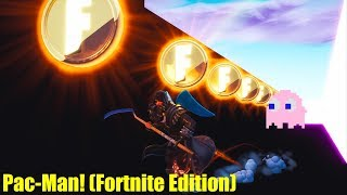 Pac Man! (Fortnite Edition) [Official Trailer With Code!]