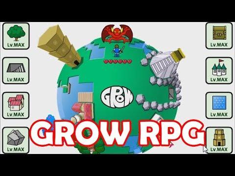 【Grow RPG】打魔王要先燒腦?!