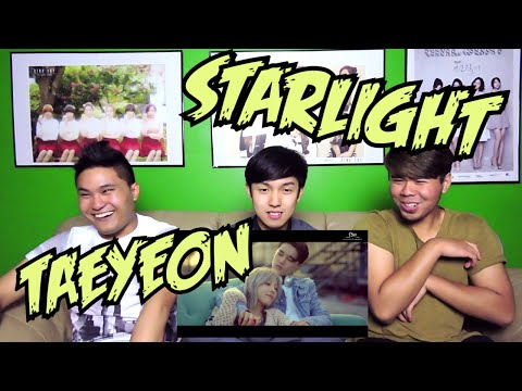 TAEYEON (태연) - STARLIGHT MV REACTION (FUNNY FANBOYS)