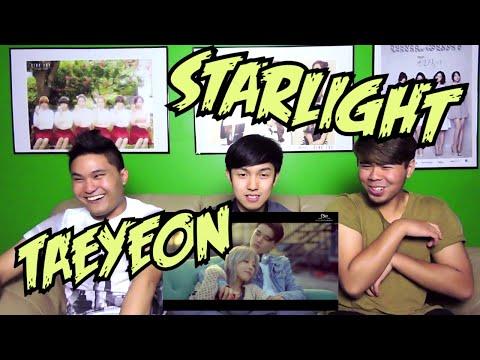 TAEYEON (태연) - STARLIGHT MV REACTION (FUNNY FANBOYS)