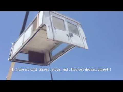 Tiny Home on Wheels- El Paso-Argentina