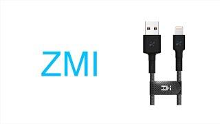 Обзор кабеля Lightning от - ZMI