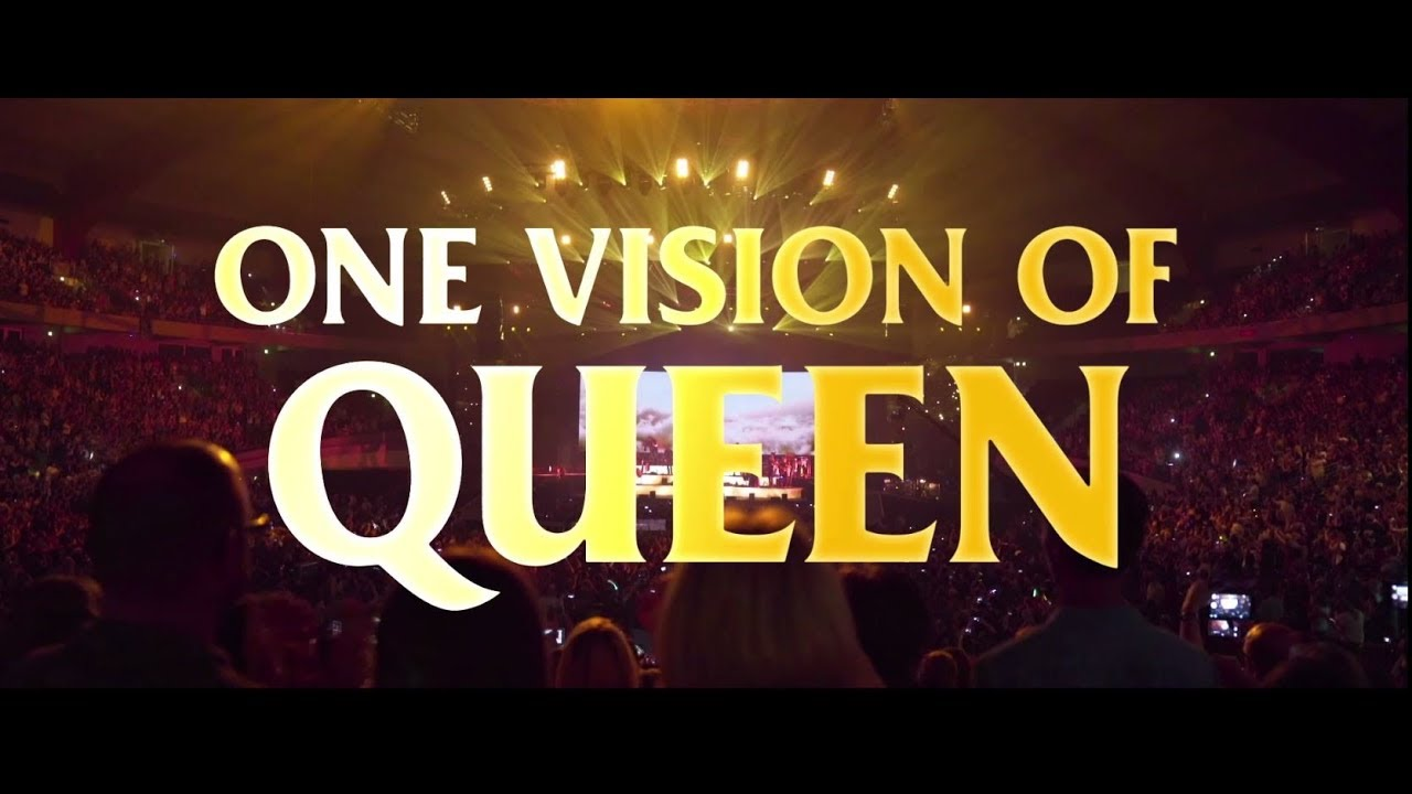 One Vision of Queen feat. Marc Martel - Tour 2020 - Trailer