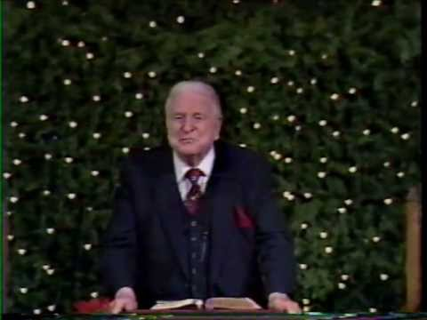 W A Criswell First Baptist Dallas