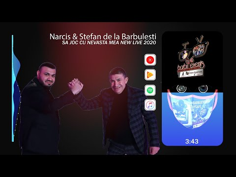 █▬█ █ ▜▛ Narcis & Stefan de la Barbulesti 💃🏻 Sa joc cu nevasta mea (NEW LIVE 2020) By Barbu Events