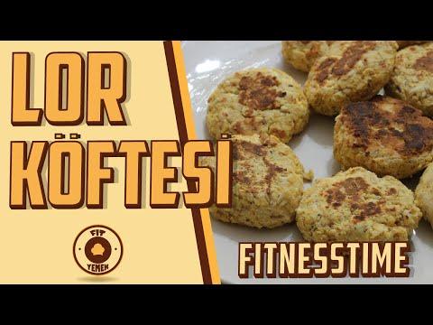 Lor Köftesi - Protein deposu! - Fitnesstime ile! | Fit Yemek