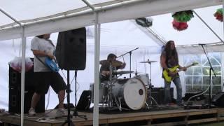 Sin Pusher - Voodoo Child and Purple Haze, Pent Fest 2014