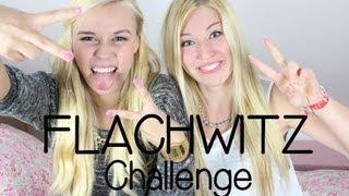 Flachwitz Challenge mit DAGIBEE