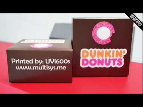 Direct UV Printing on Short-run boxes, Custom Boxes & Packaging Prototype