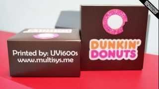 Video Direct UV Printing on Short-run boxes, Custom Boxes & Packaging Prototype download MP3, 3GP, MP4, WEBM, AVI, FLV September 2018