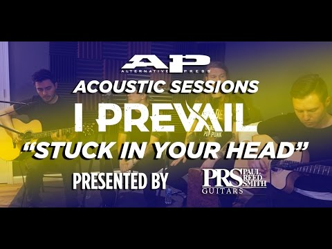 "APTV Sessions: I Prevail - ""Stuck In Your Head"" (acoustic)"