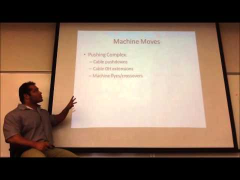 Lecture 6: Teaching Fundamental Movements for personal training