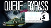 be9986684ab1c Shopify Manual Queue Bypass  Soleusio - YouTube