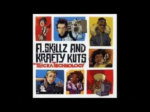 Krafty Kuts and A Skillz- Tricka Technology (full album)