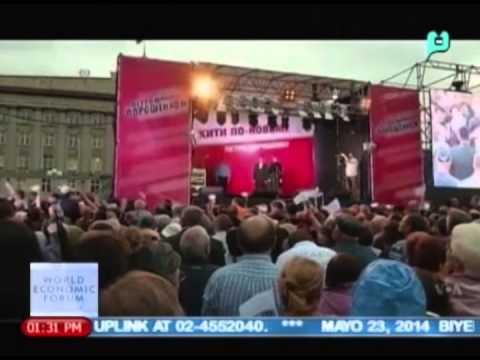 Globalita: Ukranian voters, umaasang matatapos na ang krisis sa kanilang bansa