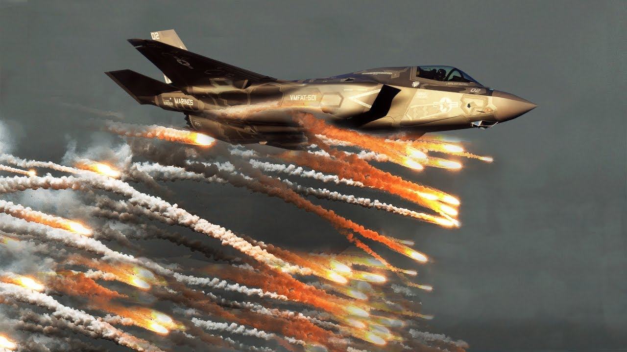 f-35 fighter jet is a technological wonder like no other and unstoppable