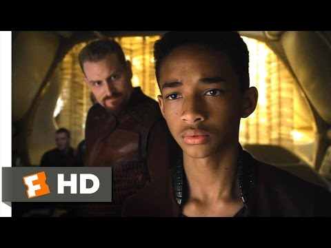 After Earth (2013) - What's in the Cage? Scene (1/10) | Movieclips