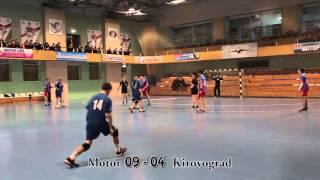 Чемпионат Украины по гандболу г Запорожье 25 03 16