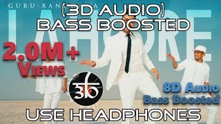 Lahore | 3D Audio | 8D Audio | Bass Boosted | Guru Randhawa | Virtual 3d Audio | Outro Rani Drop
