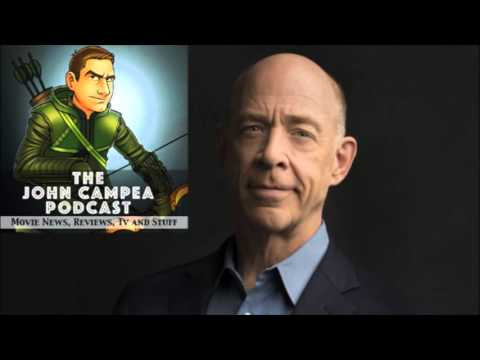 The John Campea Podcast: Episode 2 - JK Simmons Is Batman's Commissioner Gordon