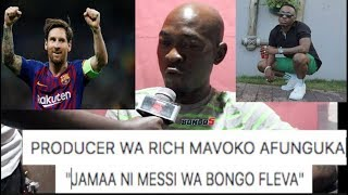 """""""Rich Mavoko ana ngoma 19/zote hajaachia/Jamaa ni Messi wa Bongo Fleva"""""""