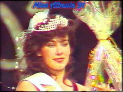 Miss Albania 1992 - YouTube