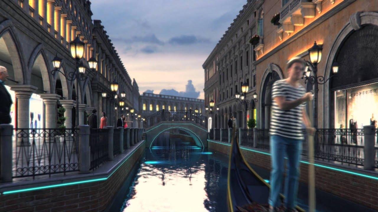 Venezia palaces istanbul investments youtube for Istanbul venezia