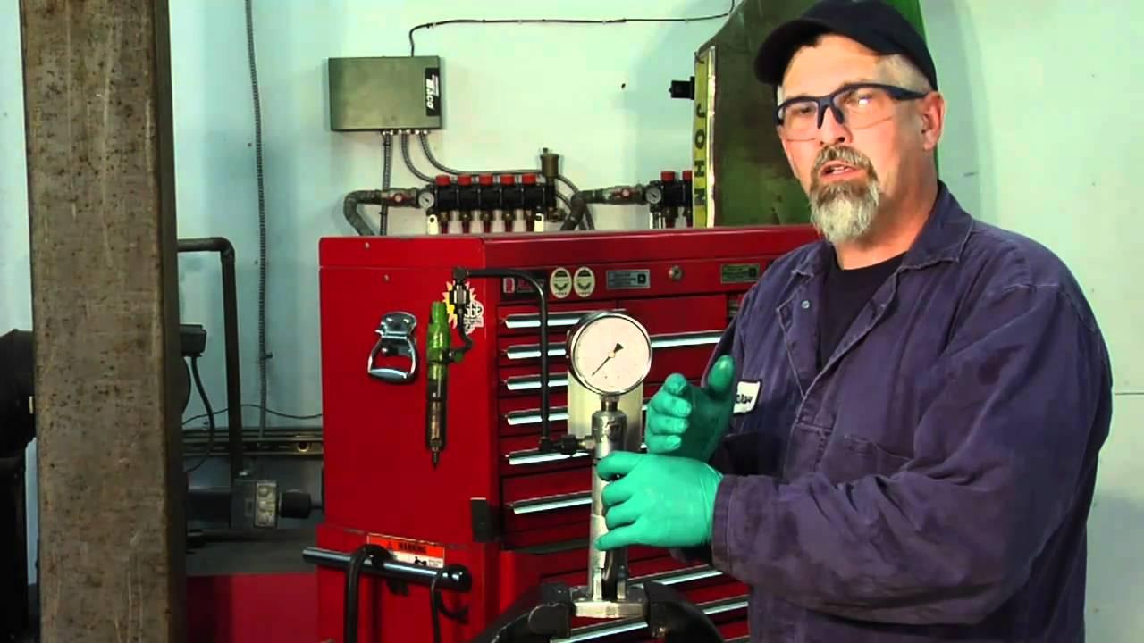 Testingsel Fuel Injectors