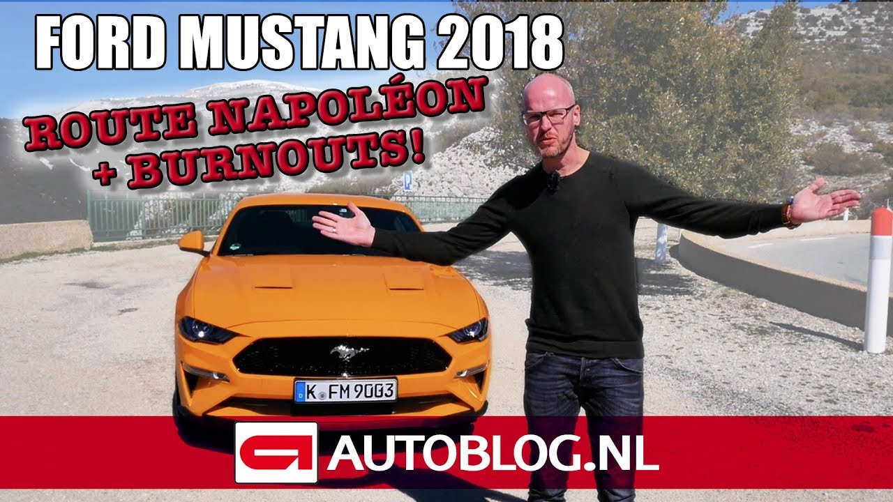Ford mustang 2018 review