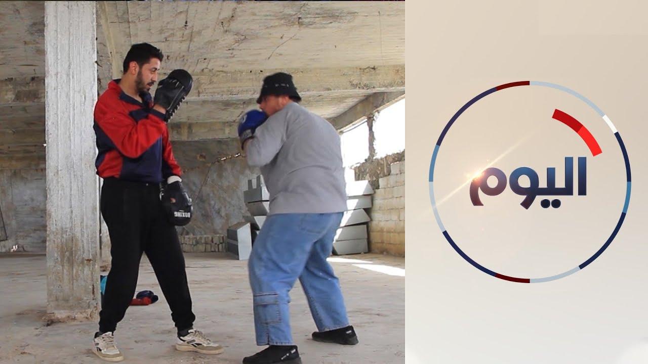 سوريا .. تدريب ملاكمة في مبنى مدمر بمدينة الأتارب غرب حلب  - نشر قبل 22 ساعة