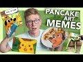Pancake Art Memes