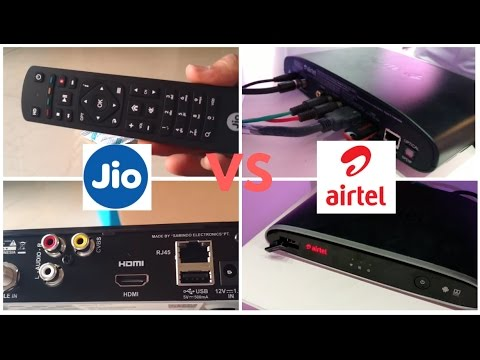 airtel internet tv can it compete with jio tv set top box gadgets to use youtube. Black Bedroom Furniture Sets. Home Design Ideas