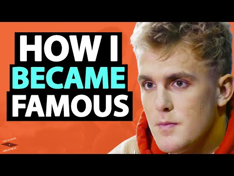 Jake Paul on Cracking YouTube and Building Influencers with Lewis Howes