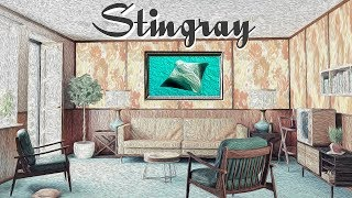 AP Tobler - Stingray (Lyric Video)